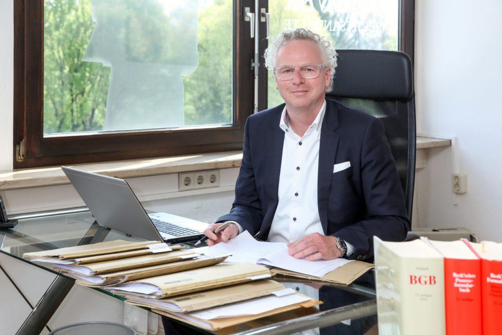 Rechtsanwalt Marcus Dörner