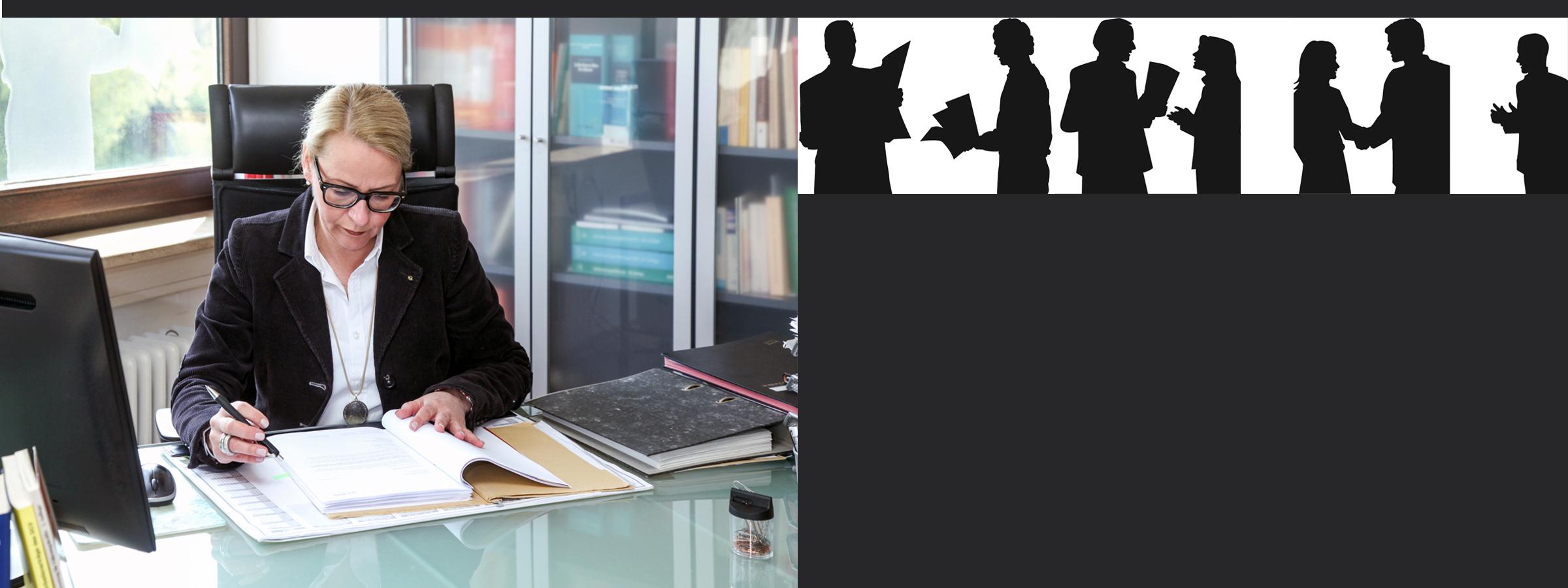 Rechtsanwältin Anette Dörner-Bolhöfener